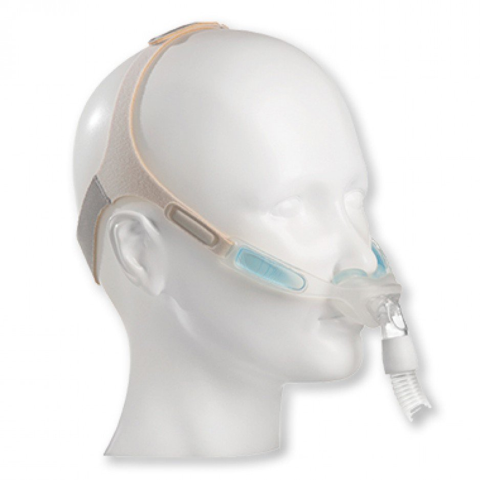 Nuance Silicone Gel Mask